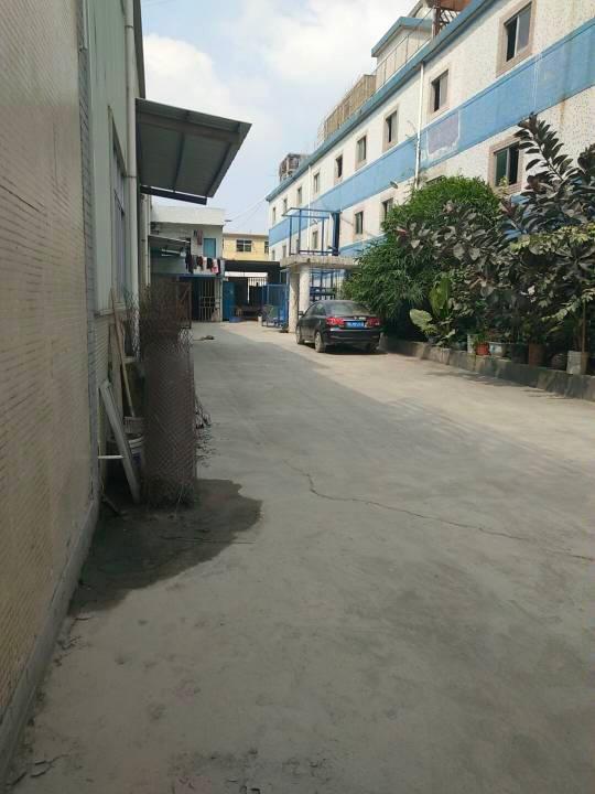 惠阳新圩镇原房东独院钢构+标准厂房2800平方,现成办公室