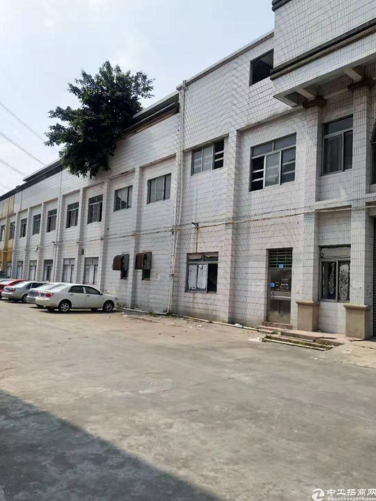 长安乌沙新出楼上带装修水电齐全厂房900平米
