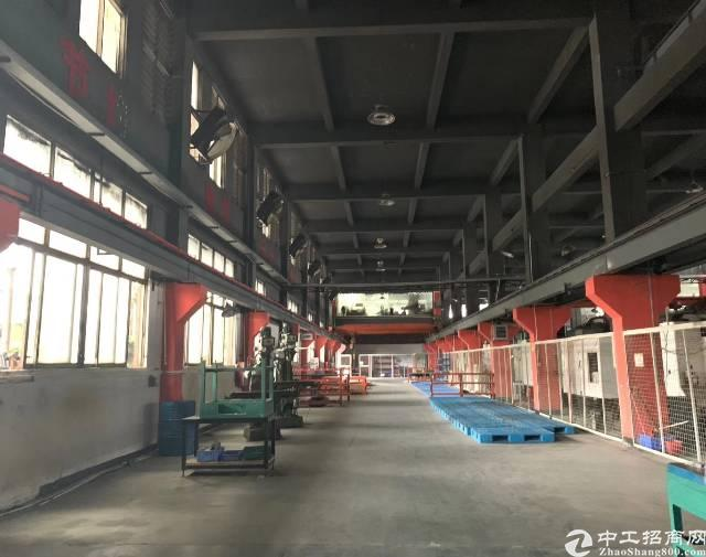 长安乌沙工业区12米高带行车厂房