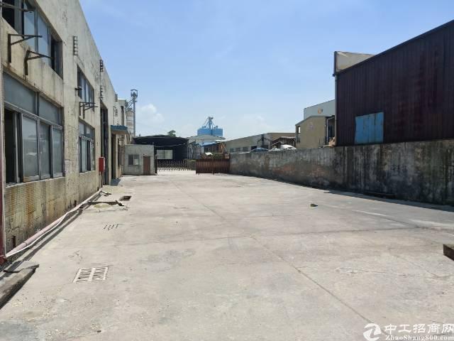 长安新出独院厂房钢构厂房2500平米