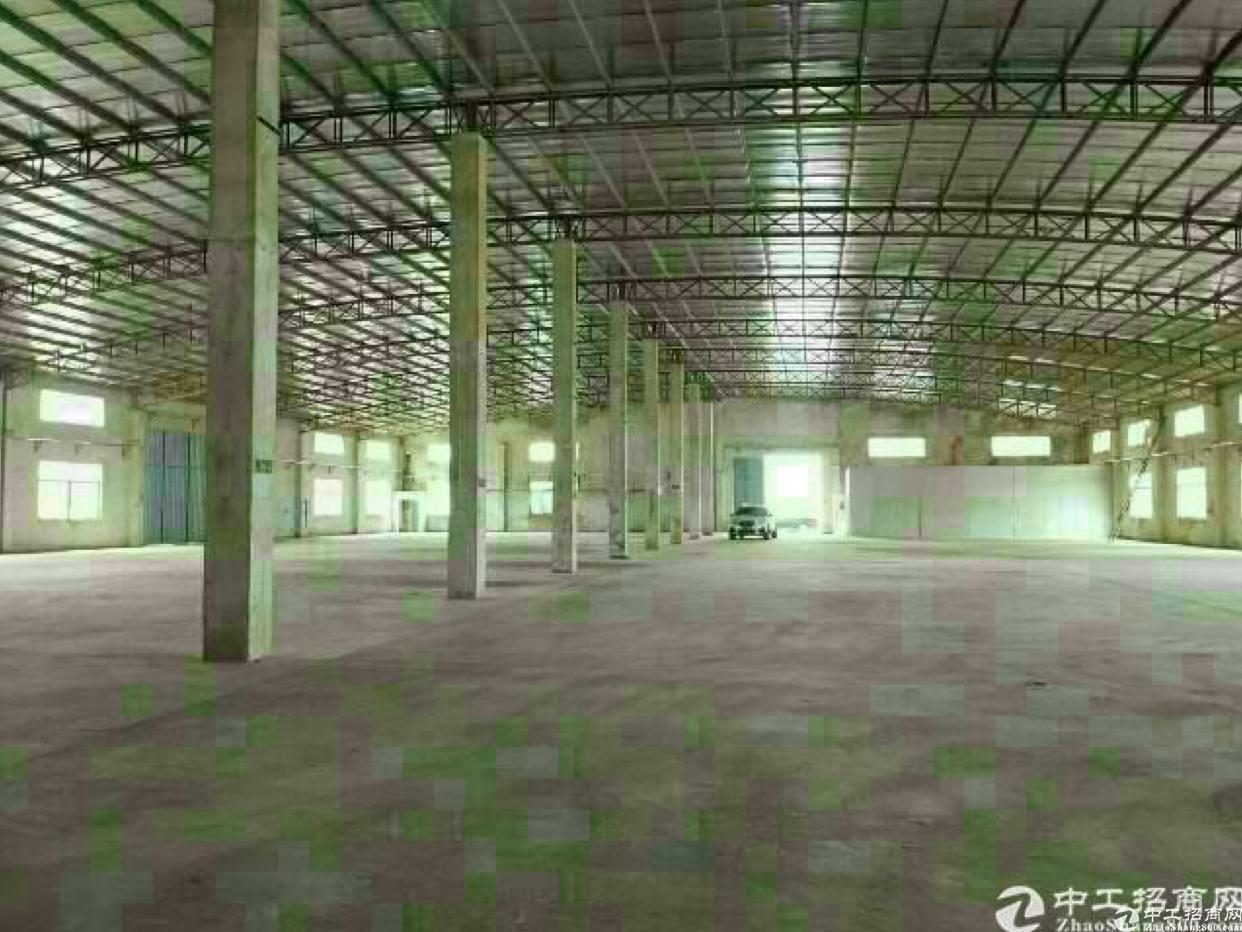 950万钢构独院村委合同主干道旁,4100平出售