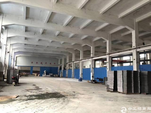 惠州绝版单一层独院标准厂房 4350㎡10米