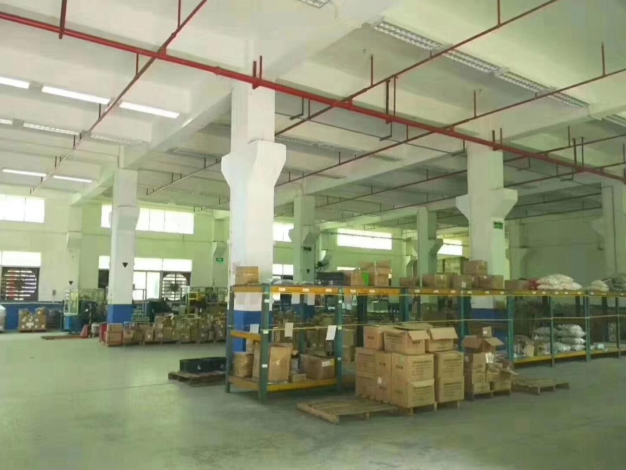 新出原业主独院标准一楼7米高厂房1700平方米