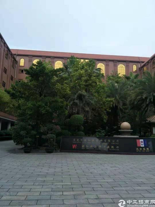 大朗花园式厂房楼上招租面积3280平