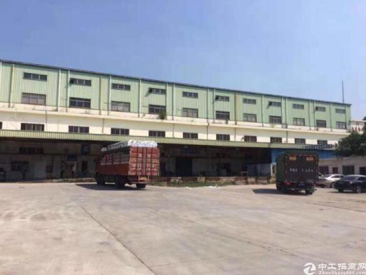 龙华清湖出红本物流仓库厂房20000平300平起分只要18元