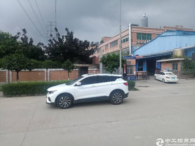长安轻轨站站口200米花园式独院厂房出租,可分租