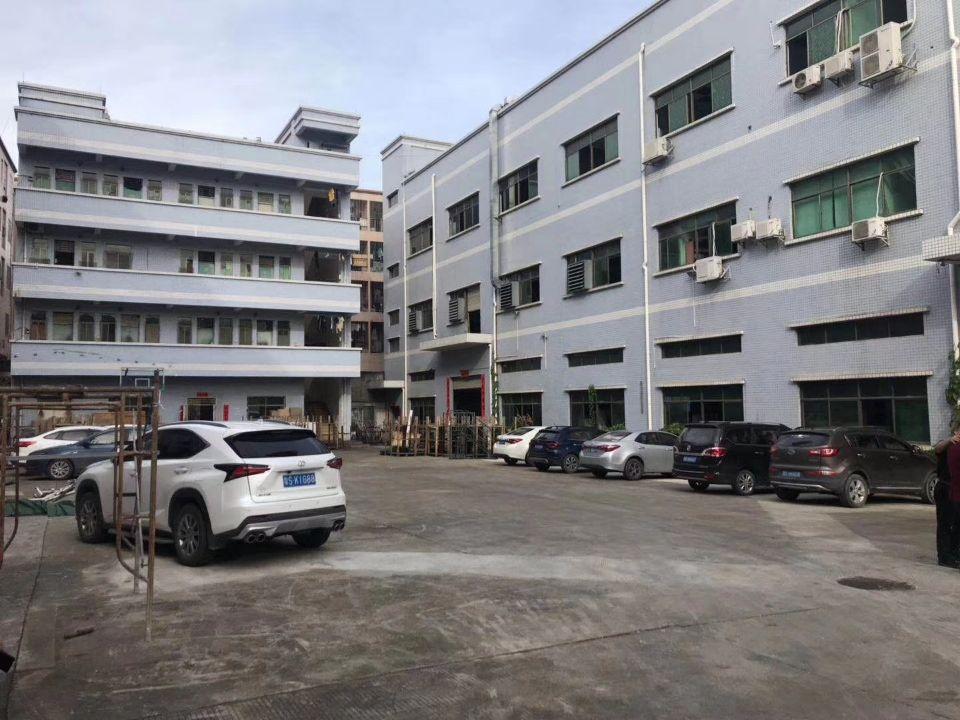 独院厂房面积4500平方现成办公室园区空地超大