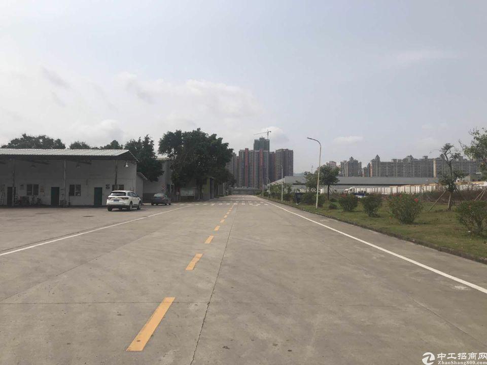 大亚湾原房东物流仓库1890平靠近坪山比亚迪