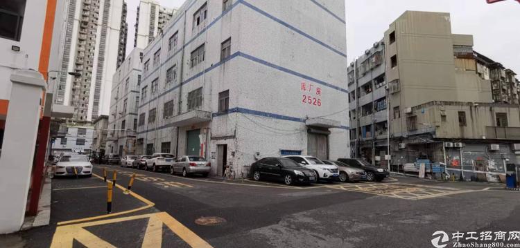 龙胜地铁口出独栋3200平厂房生产办公仓库等价格优惠500分