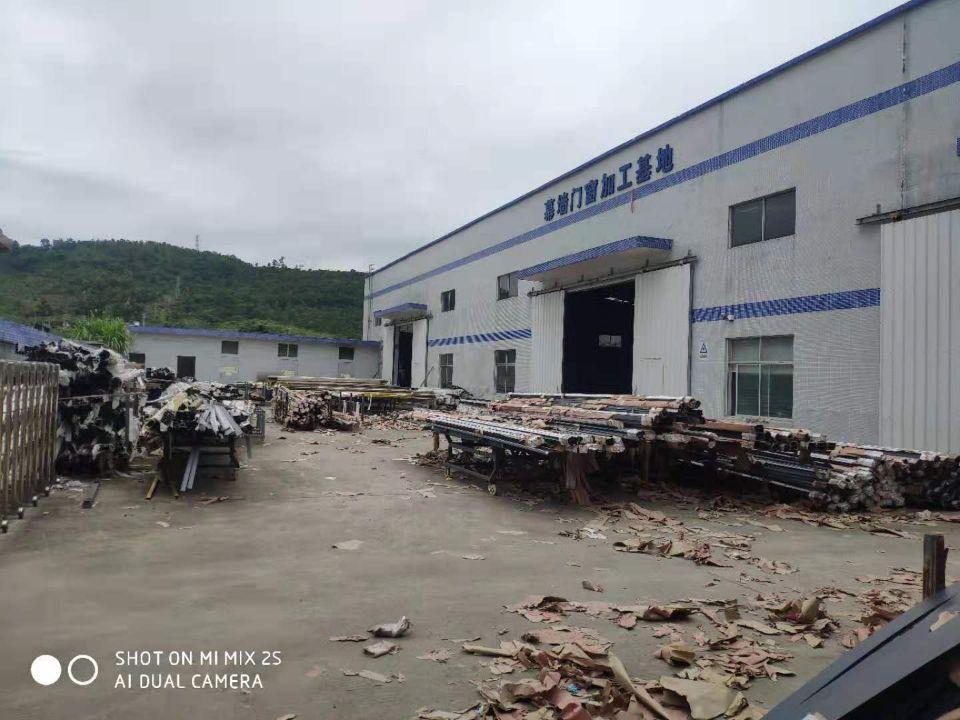 惠阳新圩塘吓村新出钢构一楼300平方500块钱全包