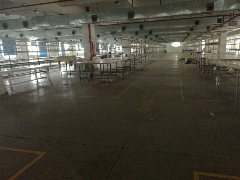 原房东仲恺高新区花园式厂房标准一楼3600平方米招租可分租-图7