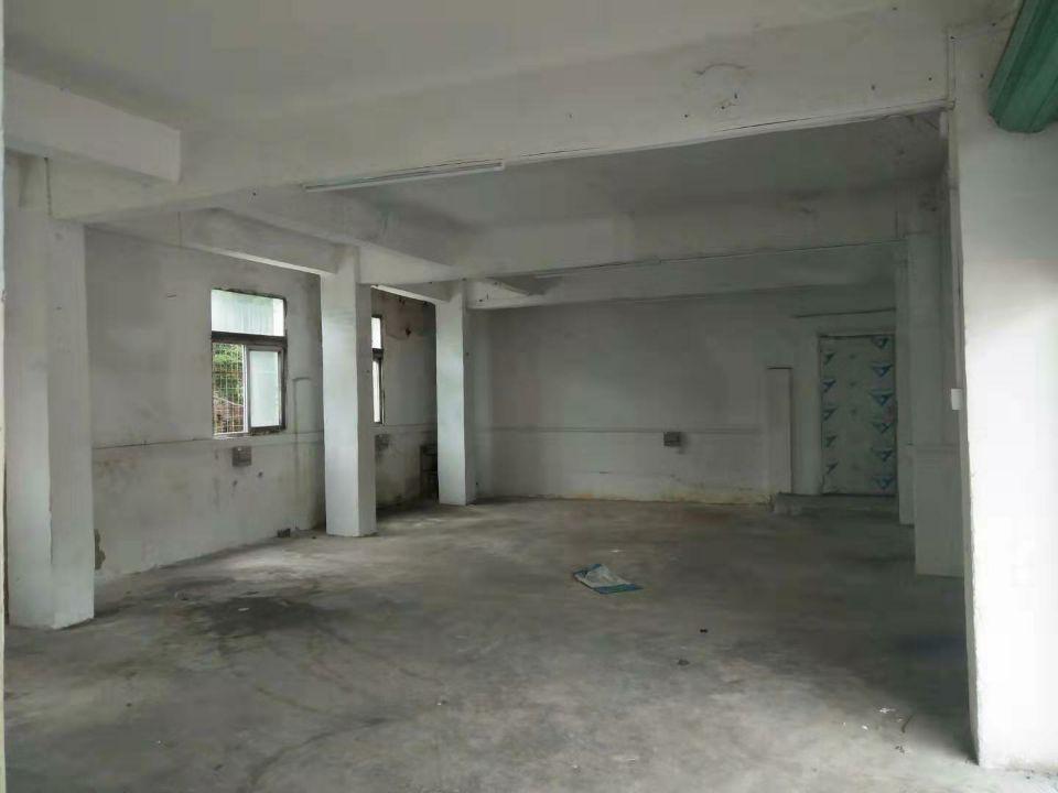 横岗安良原房东厂房一楼168平