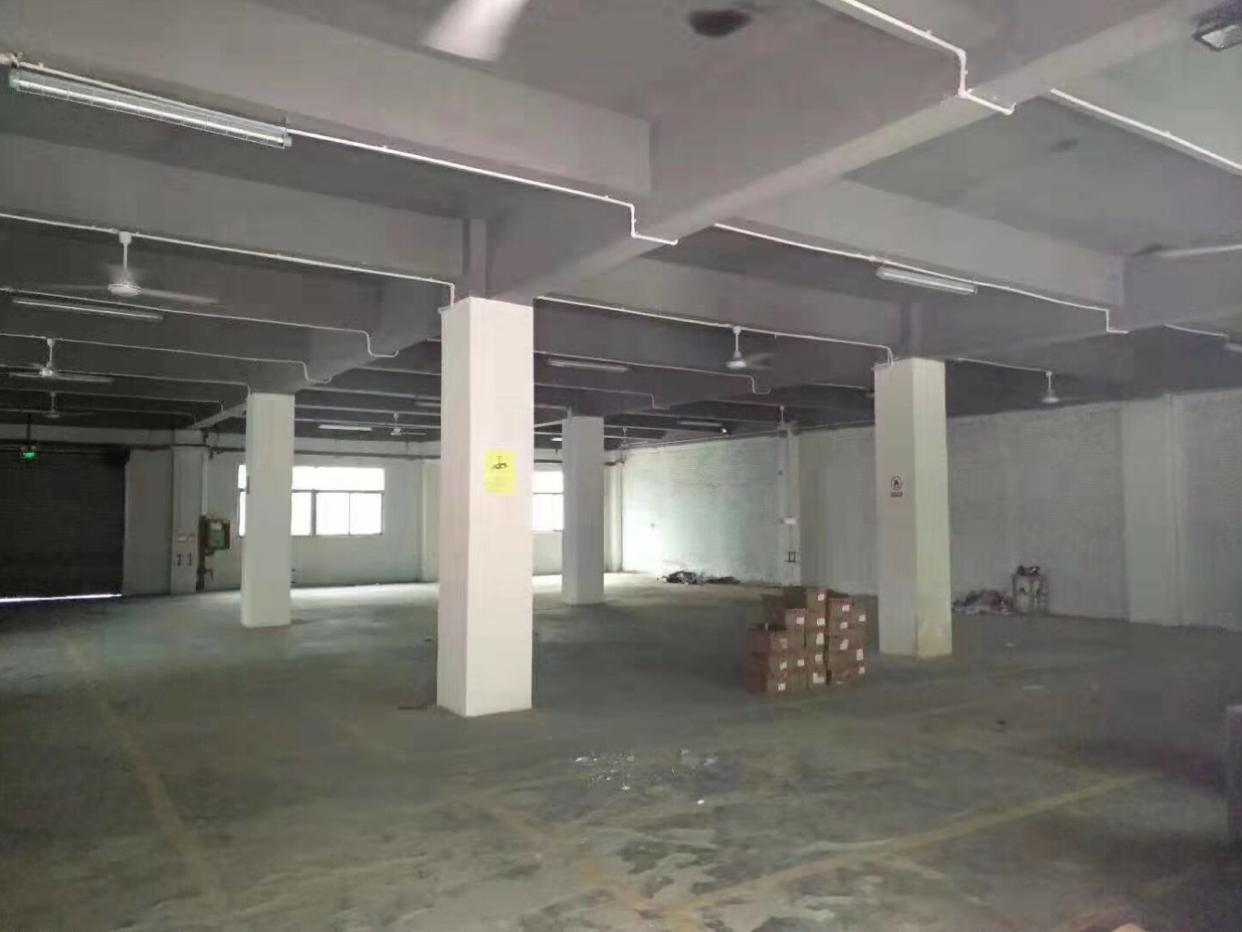 观澜新田一楼800平高度6米价格28带办公室