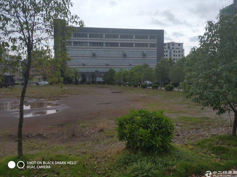 惠阳三和经济开发区花园式原房东独院标准厂房26000平方