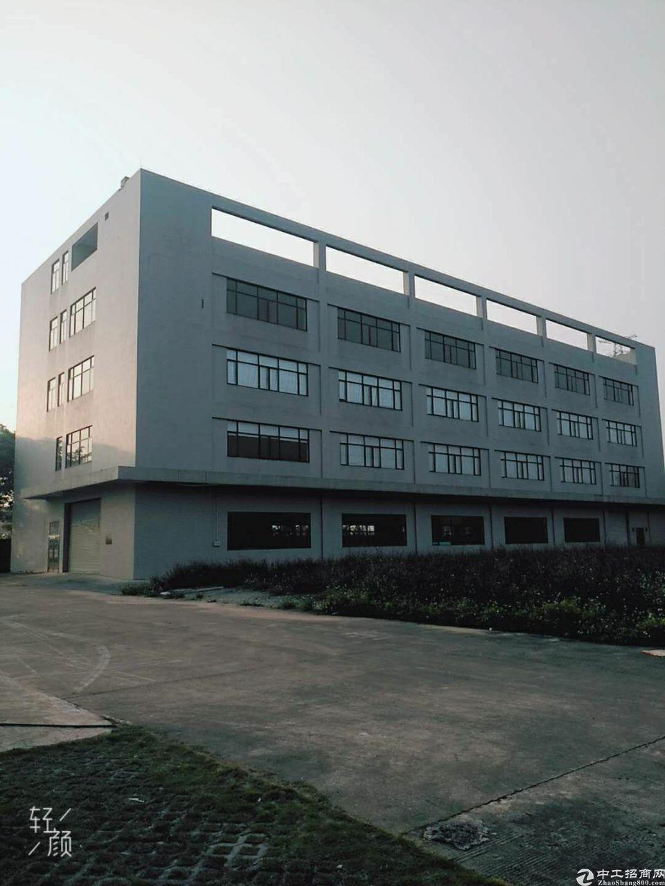 广州增城占地40亩8年回本厂房出售