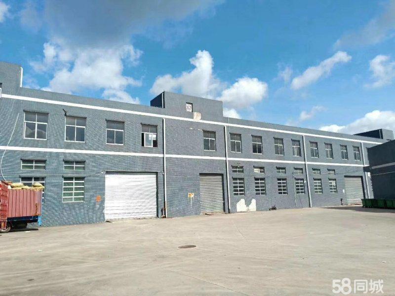 横岗标准厂房第一高!厂房仓库6800平出租!可分租!可办环评
