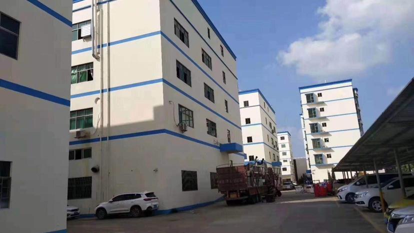 惠阳球场标准厂房一楼带牛角2600平方招租