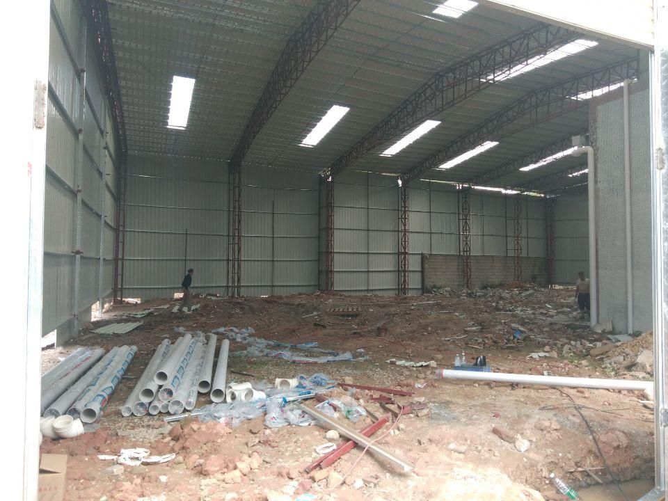 汝湖镇钢构厂房出租全新在建