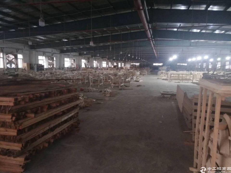 惠阳秋长新塘村带红本标准钢结构厂房-图2