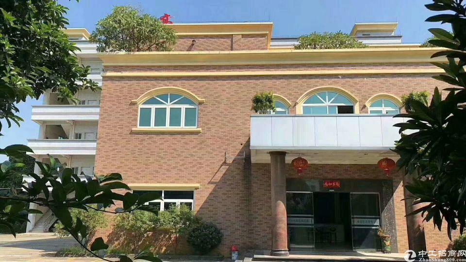 谢岗镇厂房出租3000平方原房东单一层厂房实量面积出租
