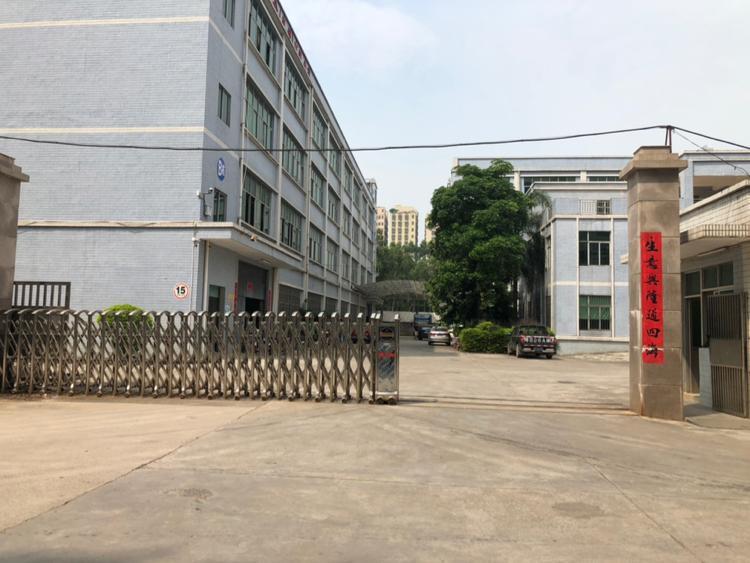 惠阳沙田独院厂房分租1/2楼1890平,有红本现成水电带装修