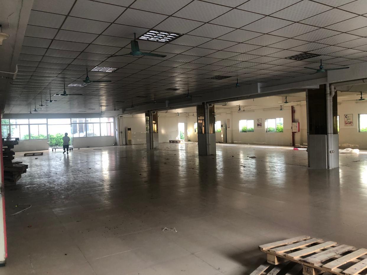 惠州市水口镇现城工厂厂房出租