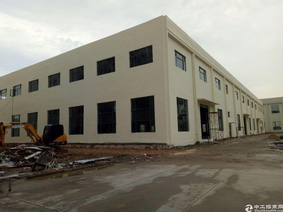 惠州大亚湾单一层钢构厂房8000平米低价出租