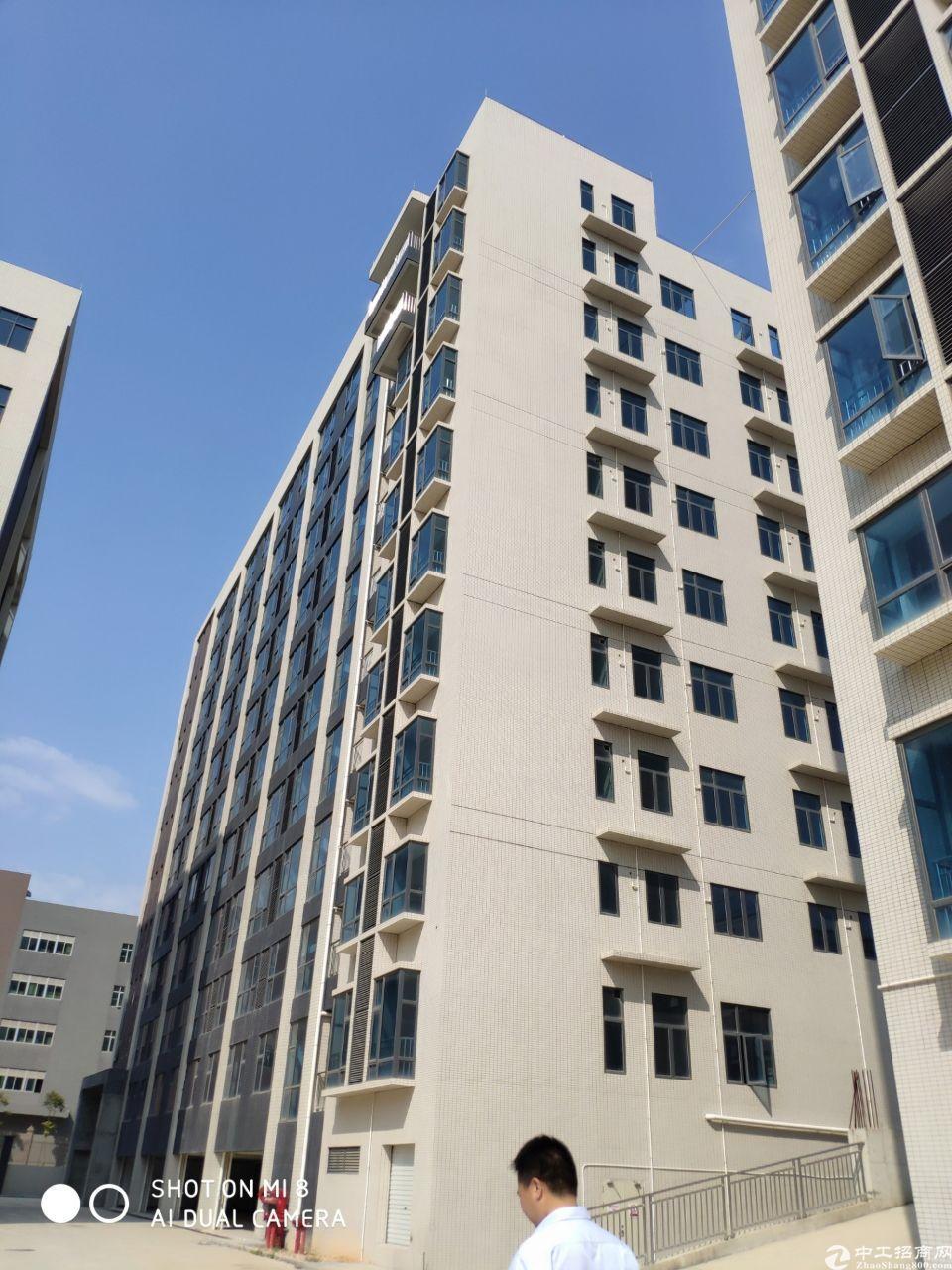 惠州惠阳三和经济开发区独门独院26808平方标准厂房
