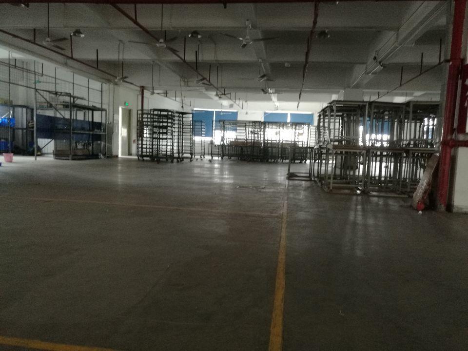 原房东仲恺高新区花园式厂房标准一楼3600平方米招租可分租-图5