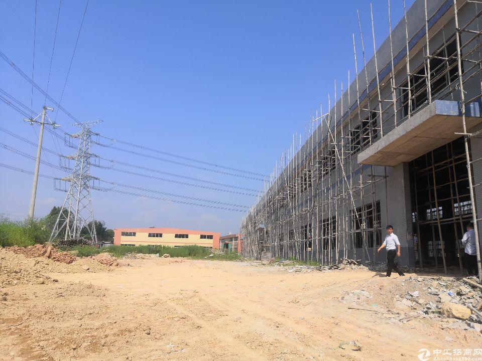 惠东县白花镇全新5000平钢结构厂房出租超大空地