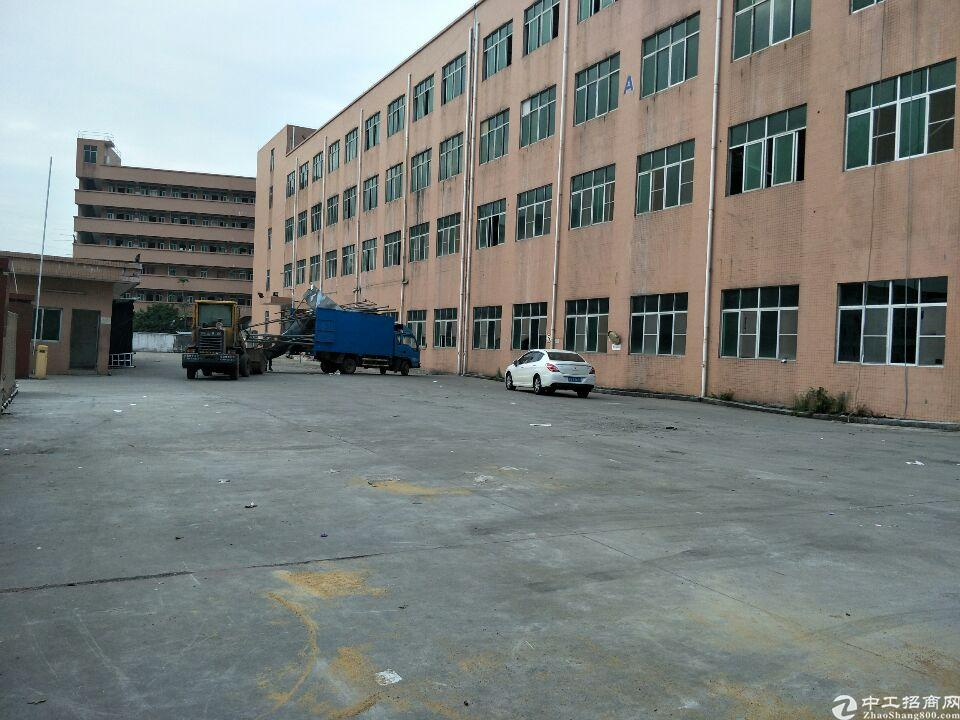 东莞市石排国有证标准厂房7500平米出售