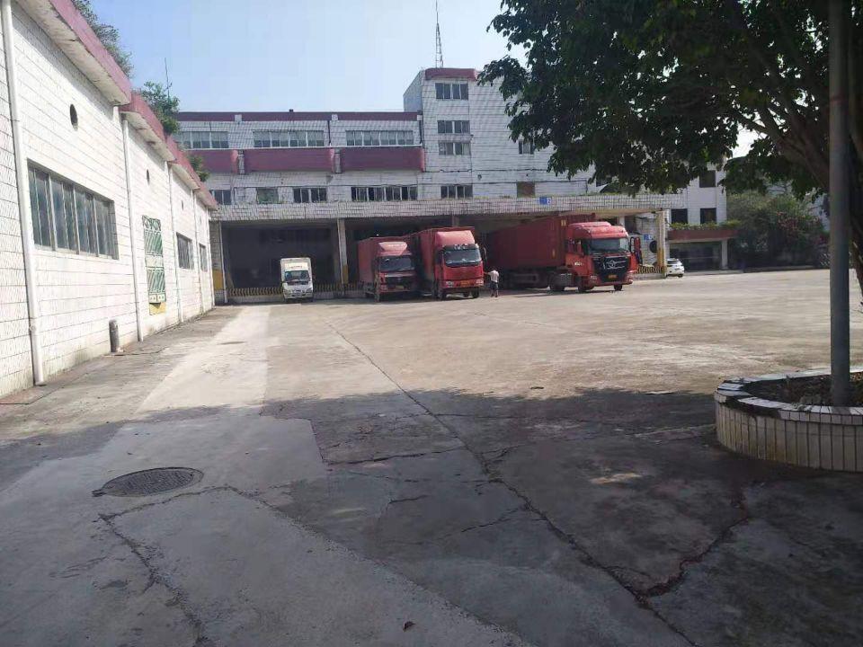 坪山标准仓库5000平方招租!带卸货平台,5吨货梯