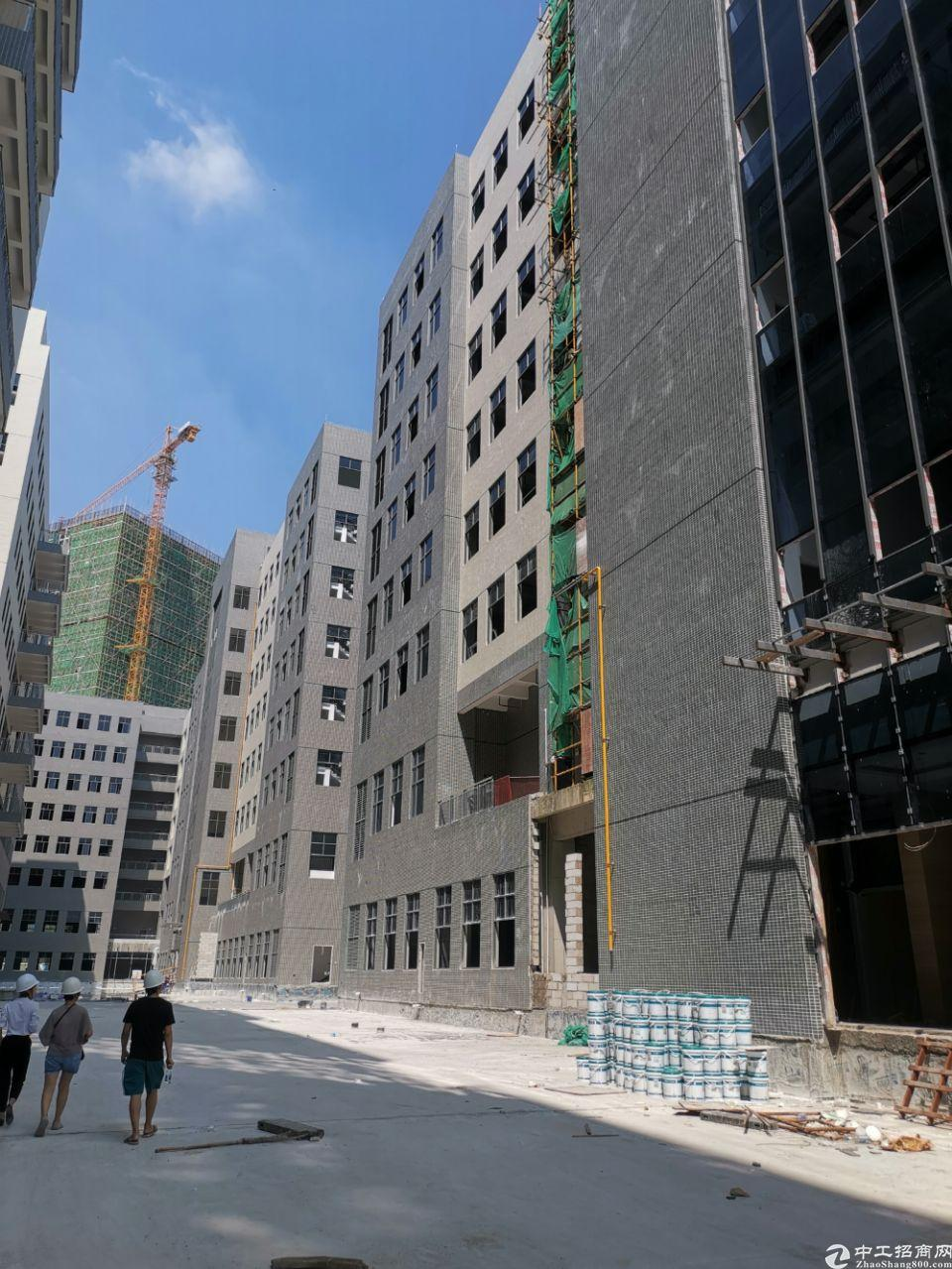 东部产业园占地2400建筑2800平方标准小独院出售