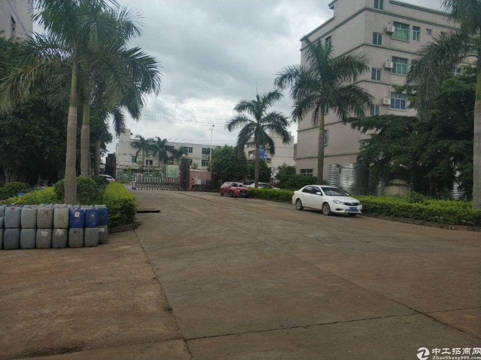 仲恺独院钢结构厂房8000平米招租。