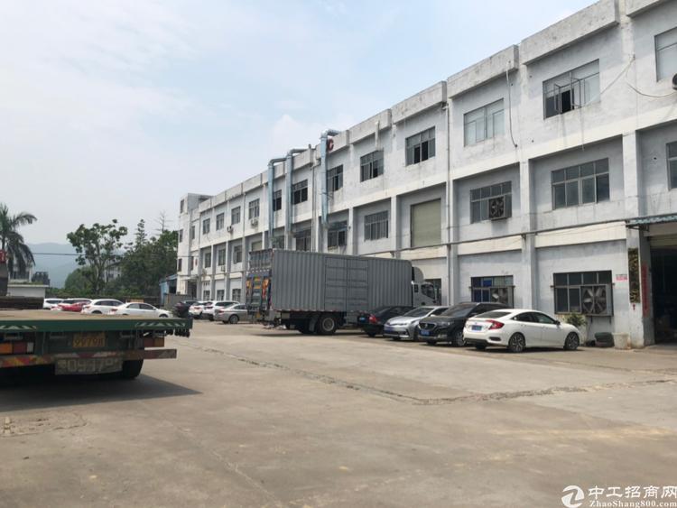 清溪镇三星标准厂房二楼1350平出租