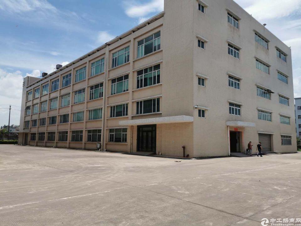 惠环镇主干道旁独门独院标准厂房6800平