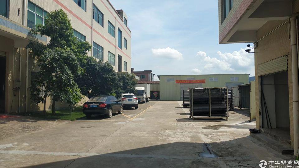 惠环镇成熟工业区独门独院标准厂房5500平