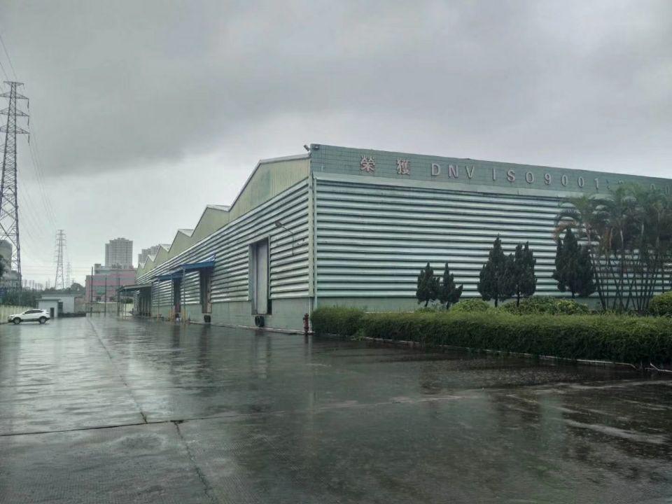 惠州博罗刚空出独院钢构滴水9米