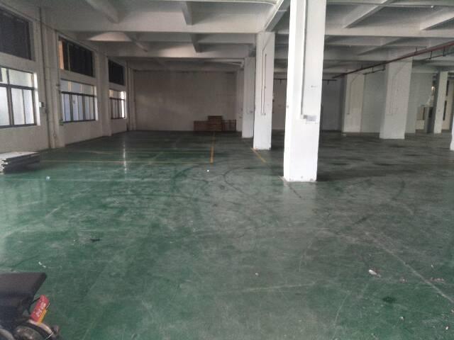 厚街镇涌口吉祥路标准厂房一楼1780平方可办环评出租,形象好