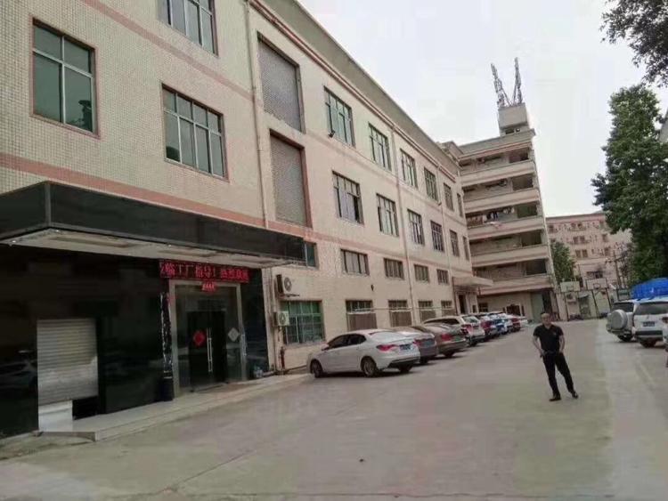 惠阳沙田独院厂房1/2楼3600平,一楼带牛角现成水电带装修