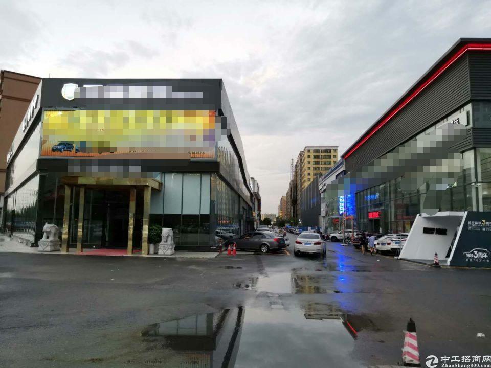 长安镇乌沙主干道边上新出原房东独栋厂房3300平方