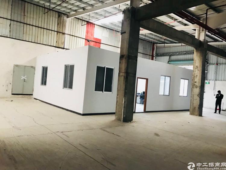 重磅消息横岗新出物流仓库11000平建筑面积出租村委-图6