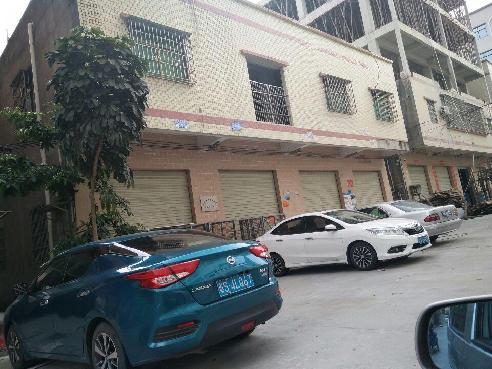 樟木头石新社区独栋厂房500平方出租,交通便利