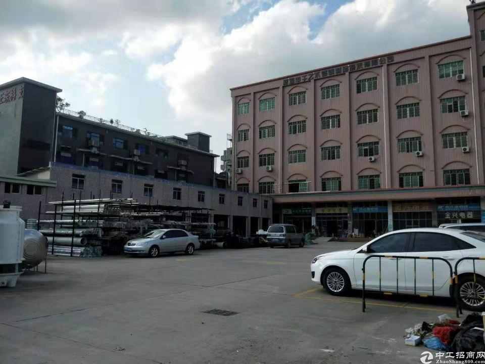 横岗大康路口6900平厂房出租仓库出租