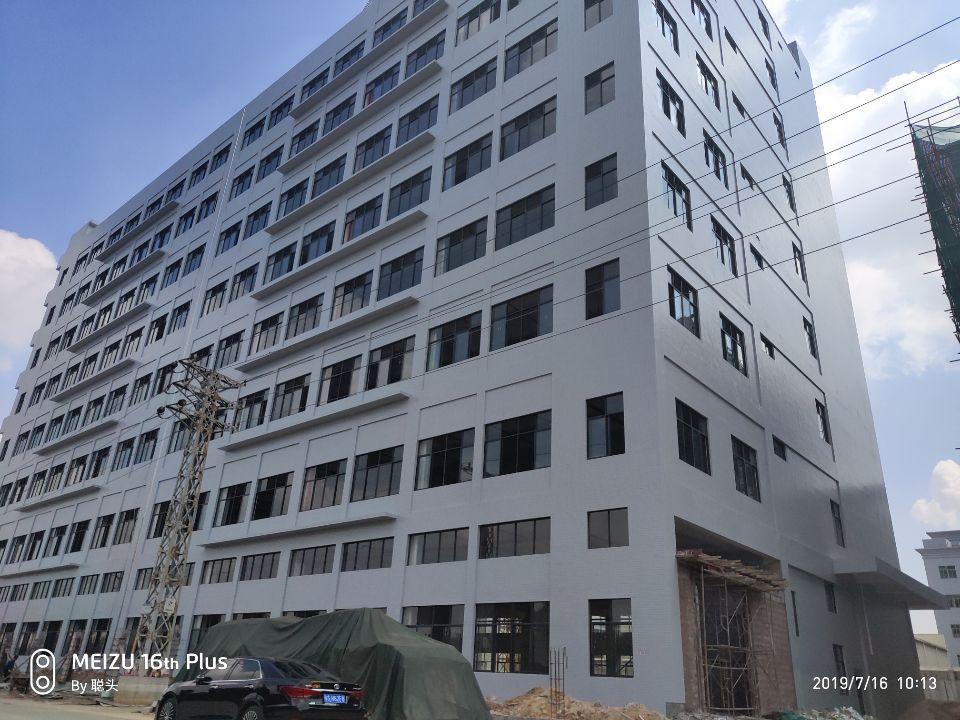 东莞市寮步镇原房东独院重工业标准厂房23000平方米