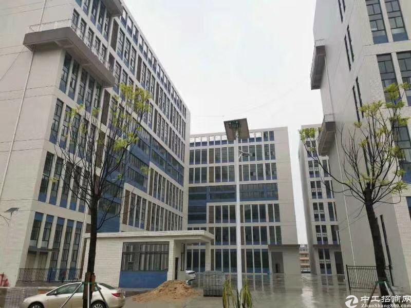 布吉7万平独门独院1楼层高7米楼上6米适合研发高新产