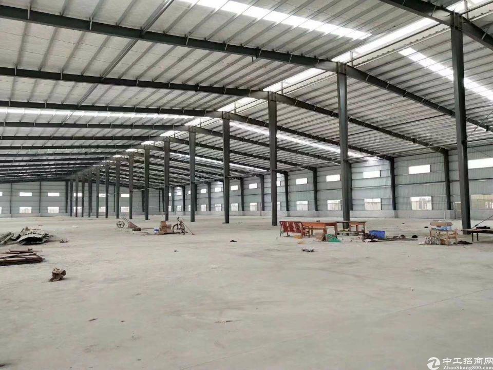 沥林2万平钢构厂房出售
