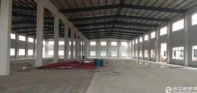 仲恺区陈江镇独门独院1300平方钢构厂房招租