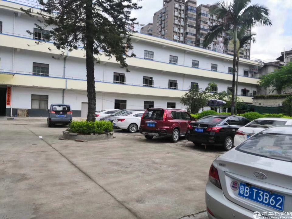 清溪三中新出厂房1一2F2600平方(实际面积),厂房一楼5