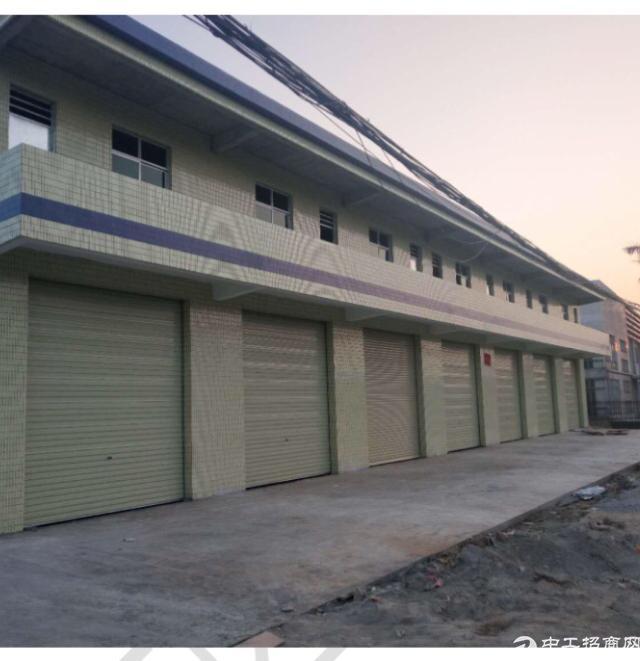 博罗义和云步占地4000m²厂房出售